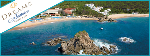 Dreams Huatulco
